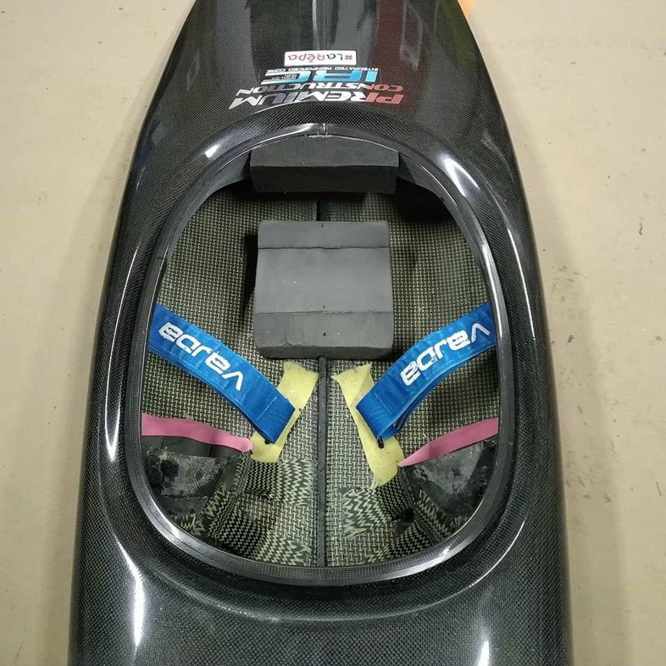 calage canoe la répa