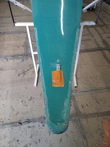 reparation bateau canoe kayak pau soudure composite