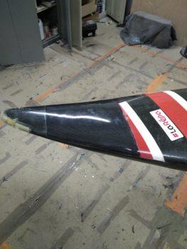 reparation bateau canoe kayak pau pointe