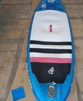 reparation stand up paddle pau la repa