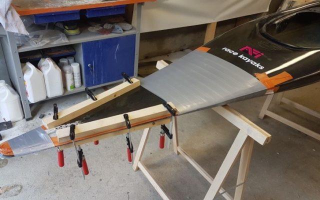 projet special bateau canoe kayak pau composite