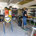 atelier reparation canoe kayak sur stand up paddle pau la repa